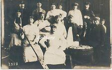 Foto Frankreich Soldaten-Küchenpersonal 1.WK (f96)