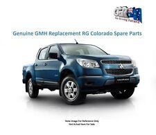 Holden RG Colorado 4X4 Diesel 2.8 2.5 Genuine GMH Replacement Spare Part Range