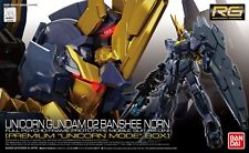 Gundam 1/144 RG #27SP Banshee Norn RX-0[N] Premium Unicorn Mode Box Model Kit