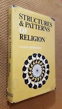 Structures and Patterns of Religion by Gutav Mensching 1976 HCDJ First Ed. India