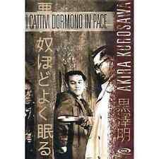 DvD I CATTIVI DORMONO IN PACE - (1960) *** Akira Kurosawa *** ......NUOVO