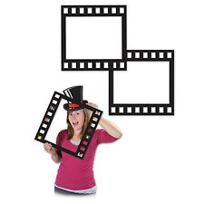Party Supplies Birthday Hollywood 1920's Movie Red Carpet Movie Strip Photo Prop