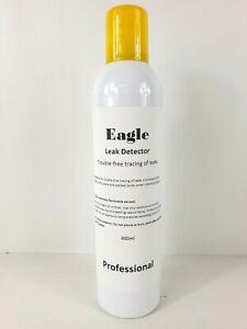 Eagle Gas Leak Detector spray Professional Aerosol 400ml Plumbers Essential