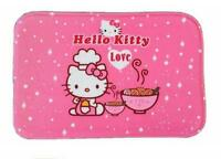 "New Cute Pink Hello Kitty Bedroom Doormat Bath Mat Rug Pad Carpet 15.7""x23.6"""