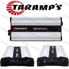 Taramps MD 8000 2 Ohms Amplifier MD8000 HD8000 8K 8000.1 Car Amp