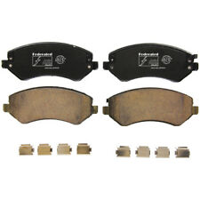 Disc Brake Pad Set Front Federated D856C
