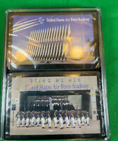 Vintage United States Air Force Academy Playing Cards Double Deck 2 Both Sealed