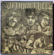 """Jethro Tull - Stand Up - 1970 Reprise - RS 6360 - Brown """"R"""" label with no W7"""