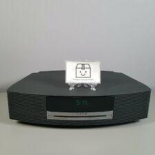 Bose Wave Music System Graphite Grey - FM / AM CD Alarm Remote Control Bose Link