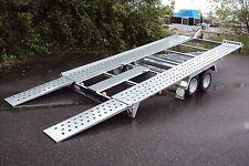Pongratz L-AT 400 T-K Autotransporter 2600 kg 100 km/h -Spiralkabel neues Modell