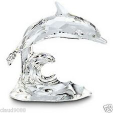 "SWAROVSKI SILVER CRYSTAL  ""DOLPHIN"" 190365 MIB RETIRED 1ST QTR 2011 MINT IN BOX"