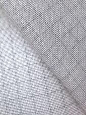 ZWEIGART bianco facile conteggio conteggio 20 BELLE AIDA 50cm x 110 cm con le linee di griglia