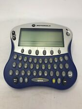 Vintage Motorola Mx240A Wireless Instant Messenger with Battery