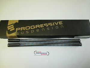 Yamaha FZ750 85-89 Progressive Fork Springs. PS1129