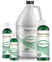 Moringa Oleifera Oil Cold Pressed Seed 100% Pure Natural Organic Refined