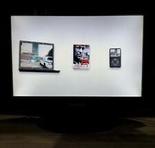 "Samsung LN19A450C1D 19"" HDTV LCD Small Kitchen / Gaming TV HDMI/VGA/HDMI"