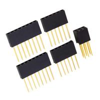 Arduino Uno Stacking Shield Header Set; Kit 6 8 Pin Tall Headers ICSP New US USA