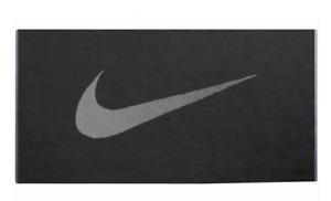 Nike Large Sport Towel, CZ5623-046, Black/Anthracite
