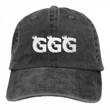 Boxing King GGG Adjustable Cowboys Baseball Caps/Hats Unisex