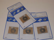 4 GENUINE CARL K-29 REPLACEMENT PERFORATING BLADES FOR THE DC-210/220/238/2502