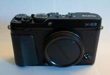 Fujifilm Fuji X-E3 Digital Camera Body, Black, Used Good Condition