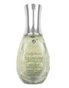 SALLY HANSEN DIAMOND STRENGTH NO CHIP NAIL POLISH 150 GLASS SLIPPER