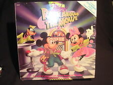 Mickey's Rock Around the Mouse LP Featuing Little Richard on Gawrsh Golly Goofy