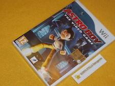 ASTRO BOY Videogame Nintendo Wii UFFICIALE  ITALIANO NUOVO SIGILLATO