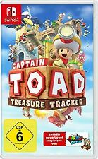 Captain Toad: Treasure Tracker - [Nintendo Switch] ... | Game | Zustand sehr gut