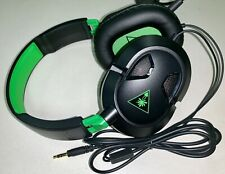 Turtle Beach Ear Force Wired Headset for Xbox 360, PS3, PS4, PC No Microphone