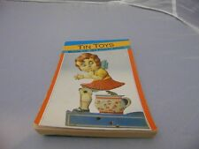 Tin Toys book of 30 Postcards pictures of all kinds types of vintage toys