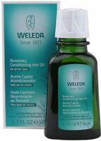 Rosemary Hair Oil, Weleda, 1.7 oz