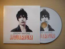 JEREMY KAPONE : AQUARIUM *PROMO* [ CD EP ]