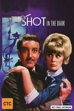 A SHOT IN THE DARK - PETER SELLERS CLASSIC COMEDY GENUINE REGION 4 DVD AS NEW
