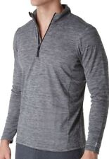 NEW Russell Athletic Men's  Zip Pull Over  XXL Breathe Dry Zip Long Sleeve Shirt