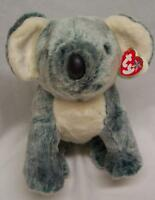 "Ty Beanie Buddy SOFT EUCALYPTUS KOALA BEAR 9"" Plush STUFFED ANIMAL NEW"