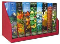 True to Nature Incense  (Hand Rolled) from Auroshikha (24 Varieties)