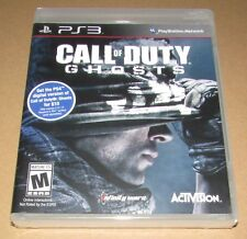 Call of Duty: Ghosts (Sony PlayStation 3) Brand New / Fast Shipping