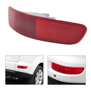 Rear Right Tail Fog Light Lamp Reflector Fit for Mitsubishi Outlander 2007-2012