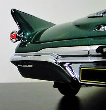 Car 1 Dodge Plymouth Chrysler 1957 18 Tail Fin 24 Concept 12 Carousel Green 300c
