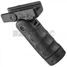 Fab Defense TFL Folding Grip Black 7-Position Tactical Vertical Rail Foregrip