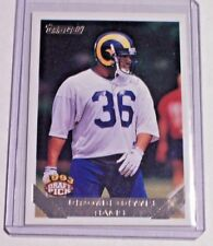 1993 Topps Gold Rookie Parallel Jerome Bettis Steelers Notre Dame Rams