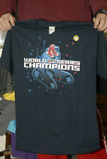 BOSTON RED SOX 2007 WORLD SERIES CHAMPS T SHIRT NEW W TAGS MINT XL BIG PAPI ERA