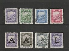 COLOMBIA - 1941 ON - AIR MAIL ASSORTED FINE USED.