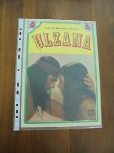 "Progress Filmprogramm 32/74 ""ULZANA"" mit Gojko Mitic"
