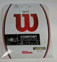 Wilson WRZ942700 NXT 16 Comfort Tennis Racquet String 40' Feet (12.2m)
