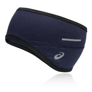 Asics Unisex Lite-Show 2 Ear Cover - Navy Blue Sports Running Breathable