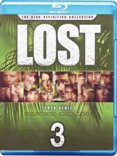 LOST Stagione 3 (7 Blu Ray) Edizione Italiana