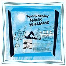Hank Williams HONKY TONKIN' 180g TONK New Sealed Vinyl Record LP
