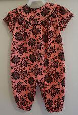 *New In Bag* Kelly's Kids Juilette Floral Tibi Romper ~ Girl's 12M ~ Adorable!